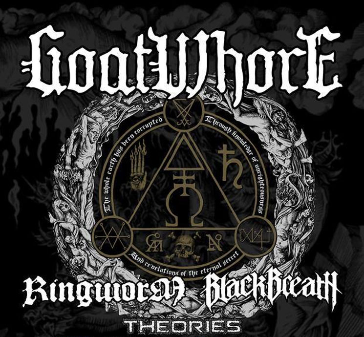 Goatwhore Take Ringworm, Black Breath on Canada-Heavy Tour