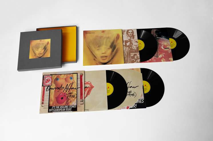 Hear an Unreleased Rolling Stones Song from Their 'Goats Head Soup' Reissue