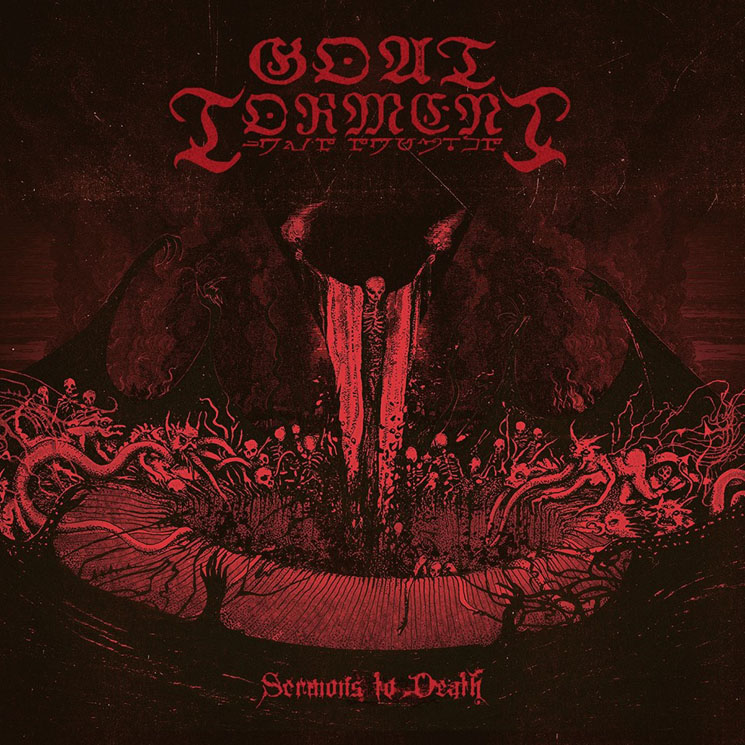 Goat Torment Sermons of Death
