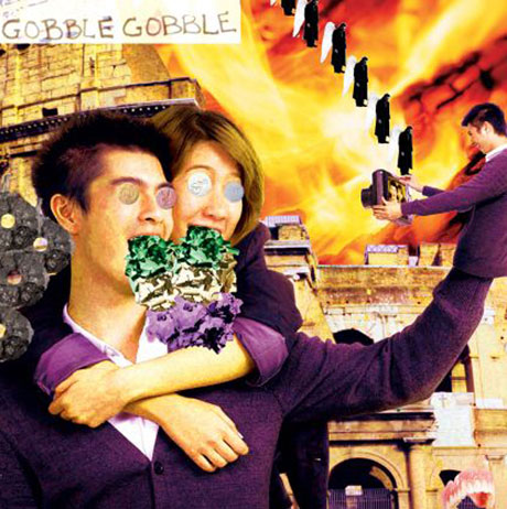 Gobble Gobble Announce <i>Boring Horror</i> Twelve-Inch