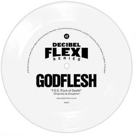 """Godflesh """"F.O.D."""" (Slaughter cover)"""