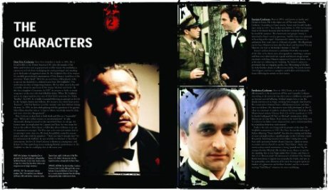 The Godfather: The Official Motion Picture Archives By Peter Cowie