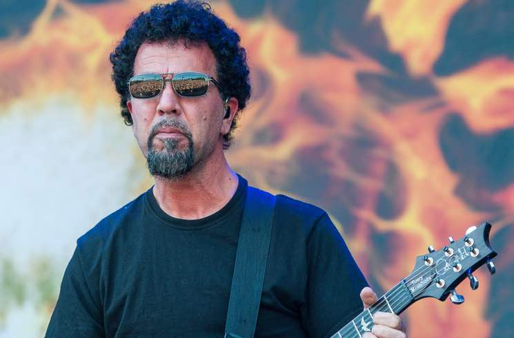 ​Godsmack Postpone Tour Following Death of Guitarist Tony Rombola's Son