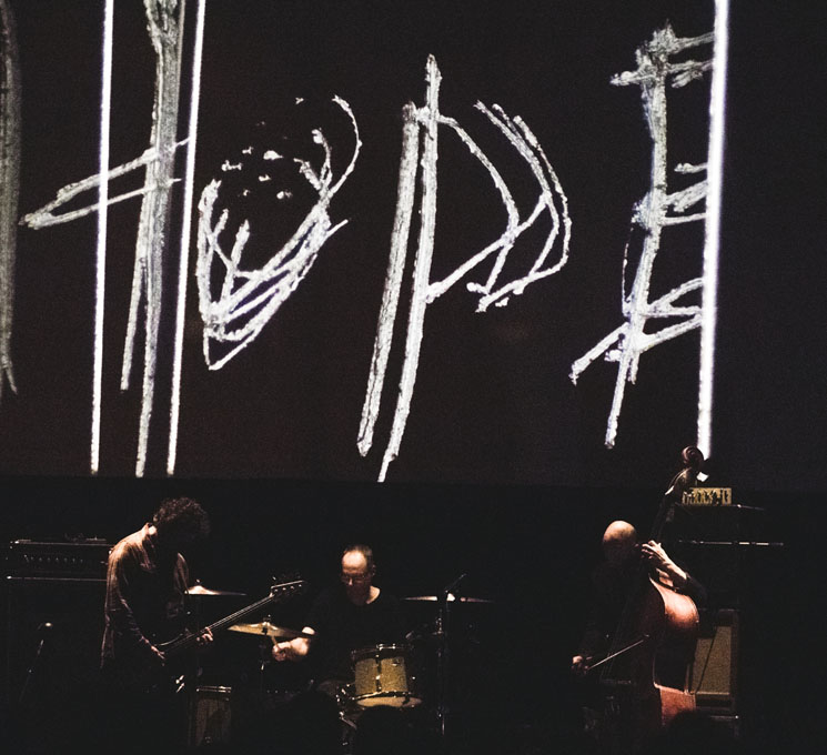 Godspeed You! Black Emperor / Marisa Anderson Vogue Theatre, Vancouver BC, June 4
