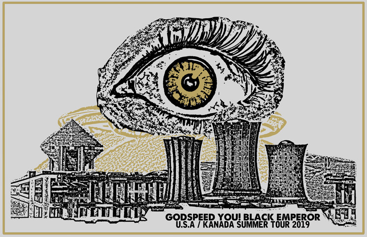 Godspeed You! Black Emperor Hit Canada on North American Tour