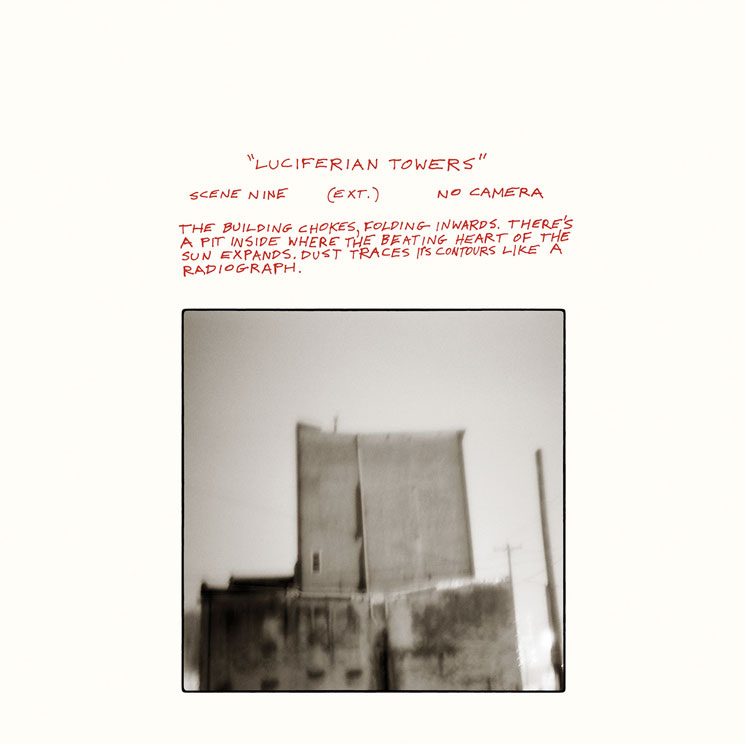 "Godspeed You! Black Emperor ""Undoing a Luciferian Towers"""