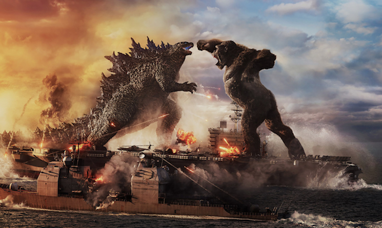 'Godzilla vs. Kong' Promises Plenty of CGI Beast Fights with Some Human Reaction Shots Too