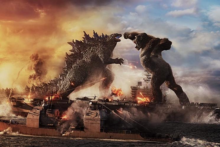'Godzilla vs. Kong' Brings Human Empathy to the Usual Skyscraper Smashing Directed by Adam Wingard