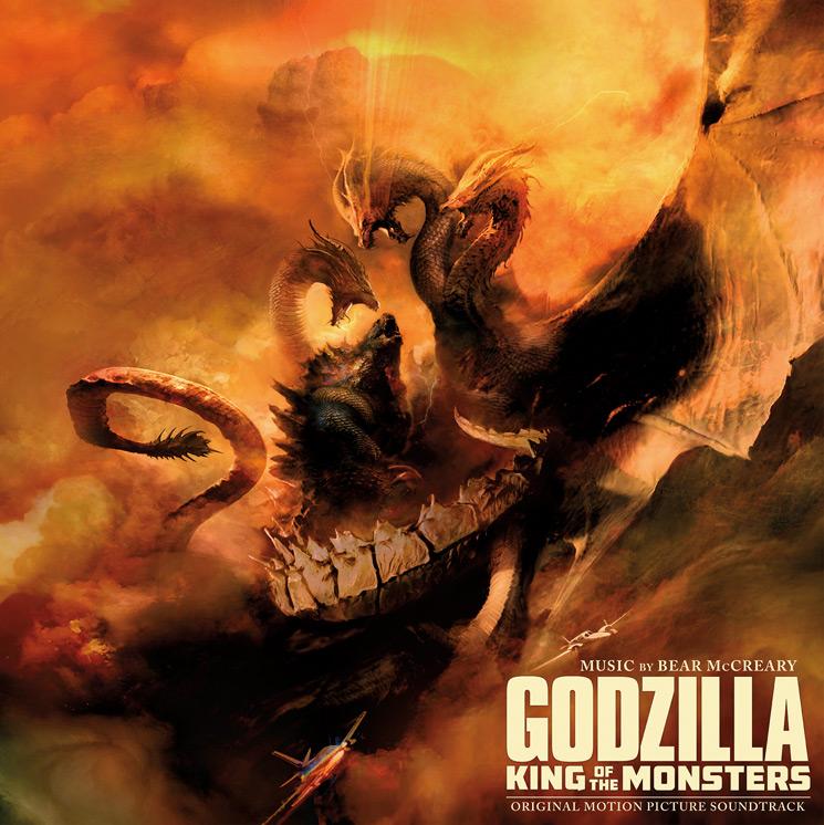 'Godzilla: King of the Monsters' Soundtrack Gets Vinyl Release via Waxwork