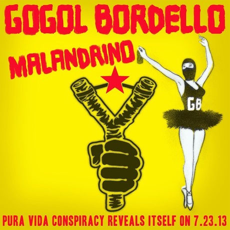 Gogol Bordello Return with 'Pura Vida Conspiracy,' Share New Track