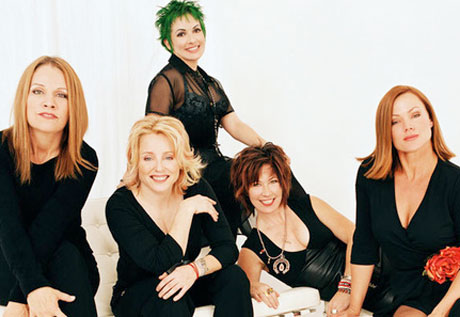 Ousted Go-Go's Bassist Sues Band over Revenue Dispute