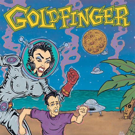 Goldfinger Press Up First-Ever Vinyl Edition of Self-Titled Debut