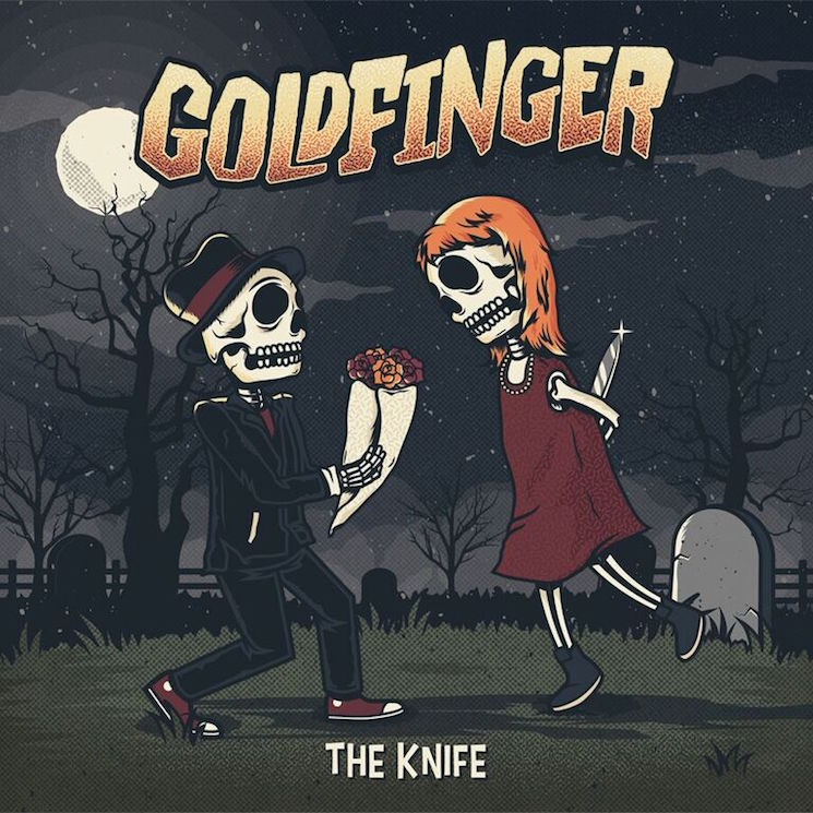 Goldfinger's New Album Is Full of Pop-Punk Superstars
