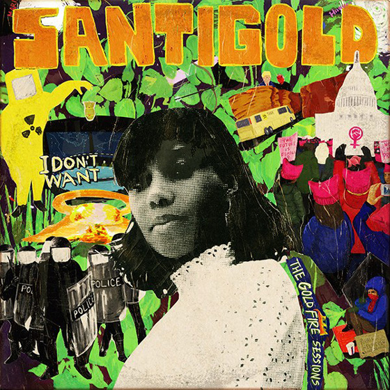 Santigold Readies Dancehall Mixtape 'I Don't Want: The Gold Fire Sessions'