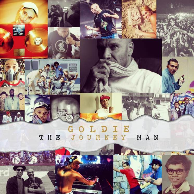 Goldie The Journey Man