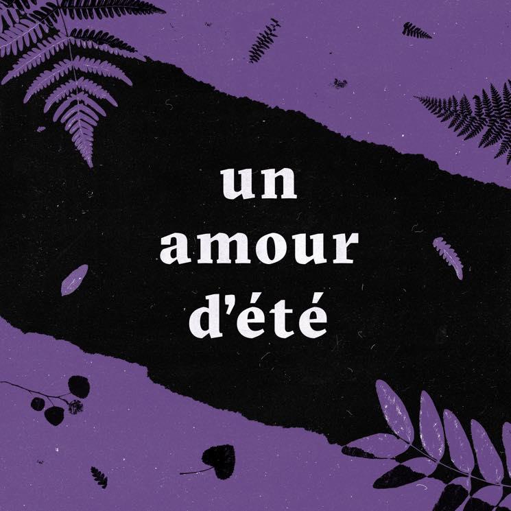 """Gold Zebra Detail 'Un Amour d'Été' Soundtrack Release, Premiere """"Reflecting Lights"""""""