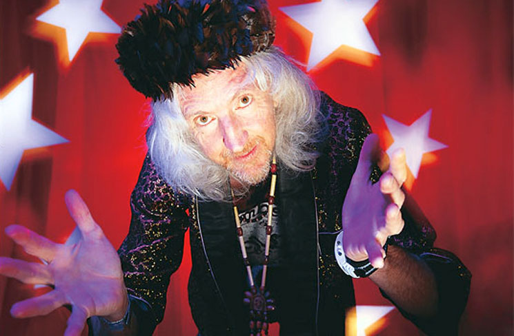 Gong Leader Daevid Allen Reports He Has Six Months Left to Live