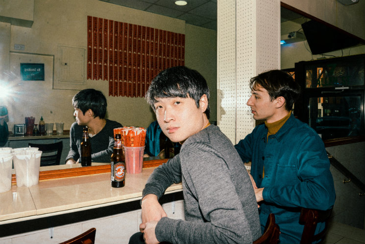 Meet Gong Gong Gong, the Restless Beijing-Montreal Art-Punk Duo Channelling the Concept of 'Phantom Rhythm'