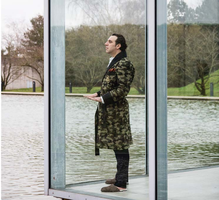 Chilly Gonzales: A Deep Dive Into the Long Strange Trip of a Genius Provocateur
