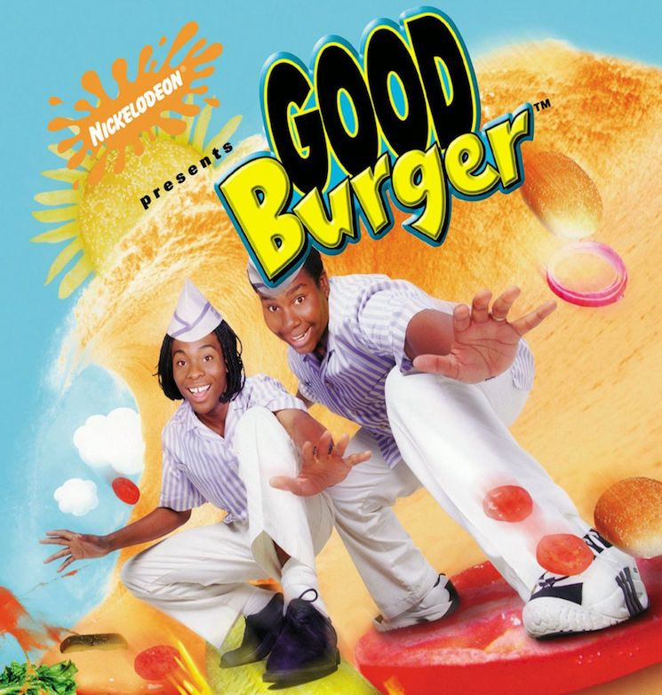 'Good Burger' Is Becoming an Actual Restaurant