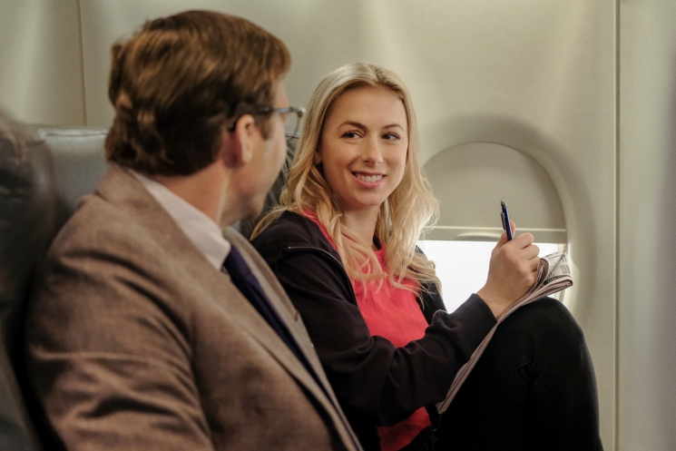Iliza Schlesinger's Rom-Com 'Good on Paper' Will Scare You Off Dating Entirely Directed by Kim Gatewood