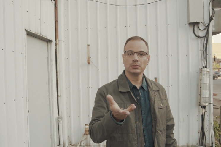 Matthew Good 'All You Sons and Daughters' (video)