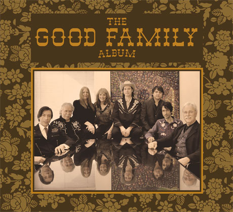 The Good Family 'The Good Family Album' (album stream)