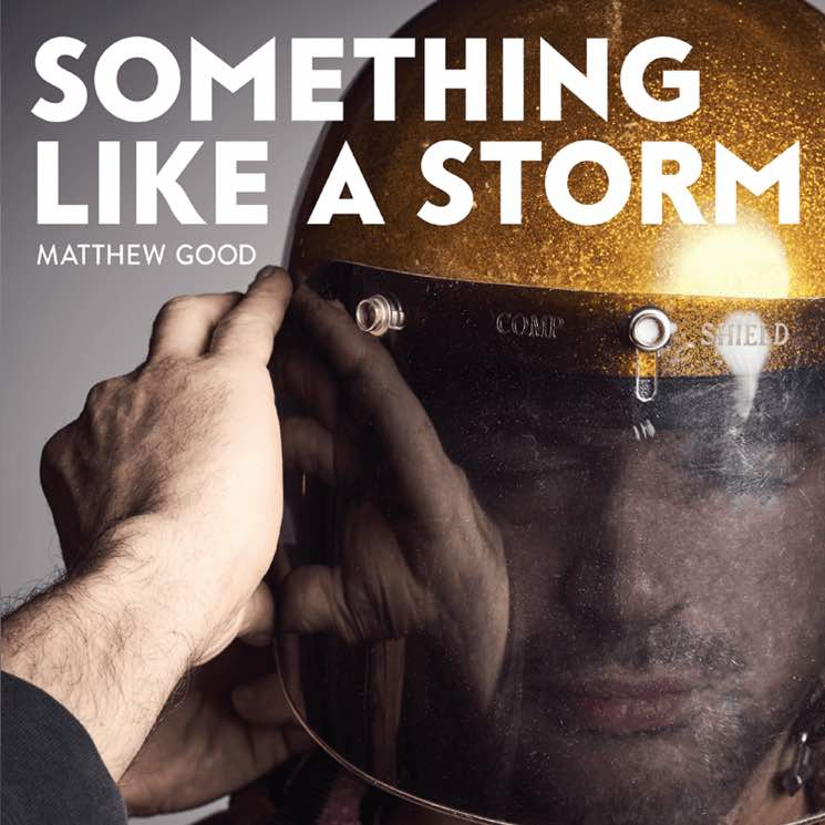 Matthew Good 'Something Like a Storm' (album stream)