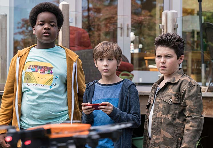 'Good Boys' Will Make You Yearn for Your Middle School Days Directed by Gene Stupnitsky