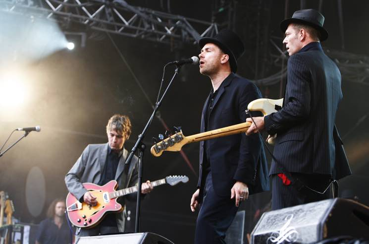 ​Damon Albarn Gives Update on New Album from the Good, the Bad & the Queen