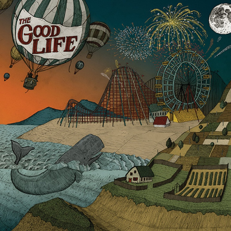 Cursive Offshoot the Good Life Announce New Album