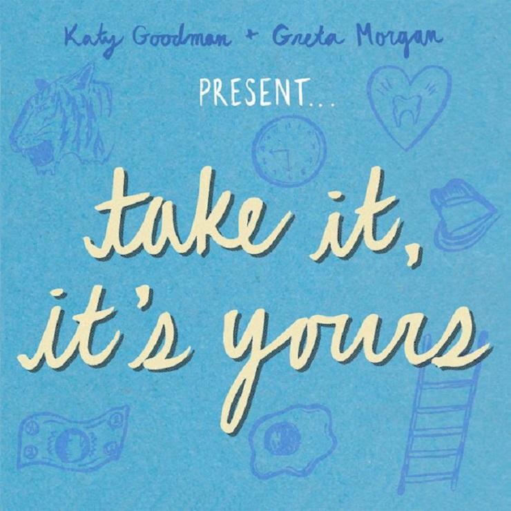 Katy Goodman and Greta Morgan Revamp Punk Classics on 'Take It, It's Yours'