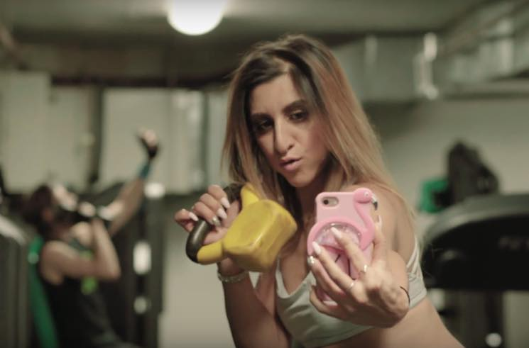 "​Goodnight, Sunrise Show Off Their Gym Selfies in ""Catch Up"" Video"
