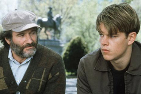 Good Will Hunting [Blu-Ray] Gus Van Sant