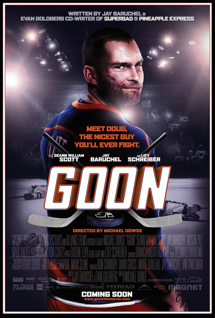 Seann William Scott Confirms 'Goon 2' Shooting This Summer