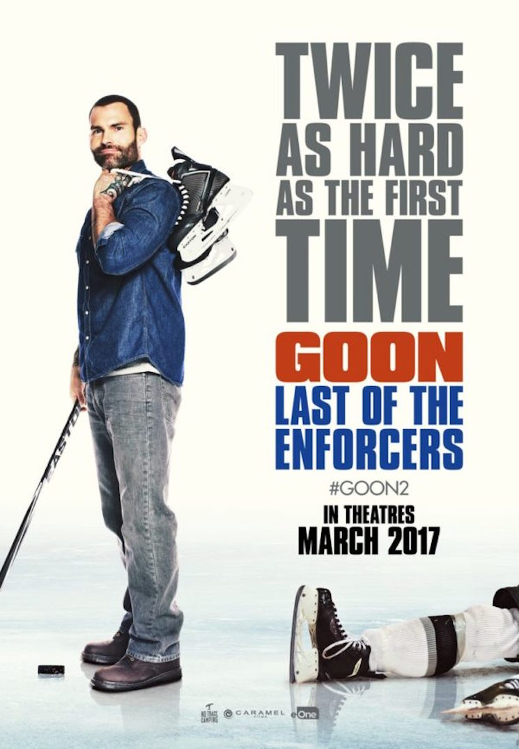 Here's the First Trailer for 'Goon: Last of the Enforcers'