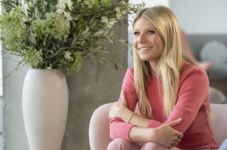 Gwyneth Paltrow's 'The Goop Lab' Is Returning to Netflix for a Second Season