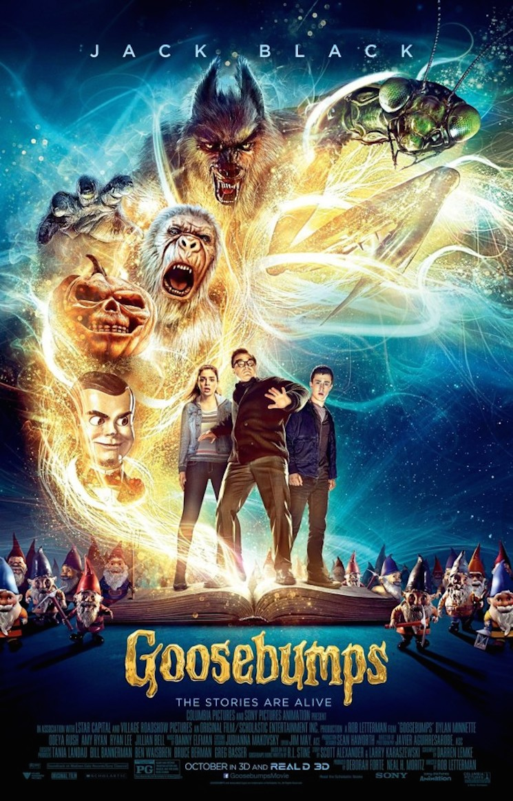 Goosebumps Trailer 2