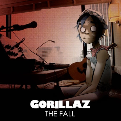 Gorillaz <i>The Fall</i>
