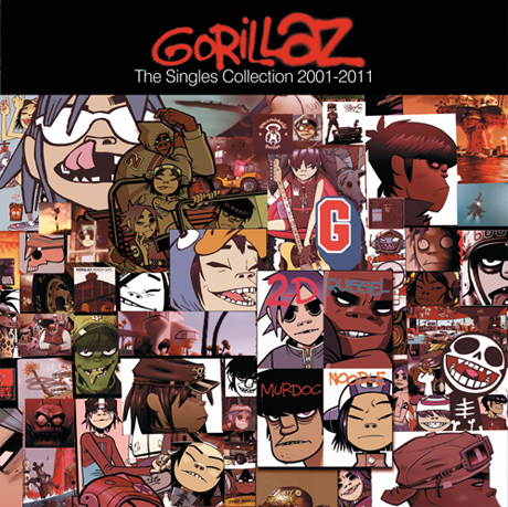 Gorillaz Announce Singles Collection