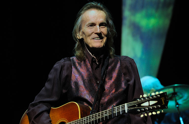 Gordon Lightfoot Postpones Tour to Recover from a Fall