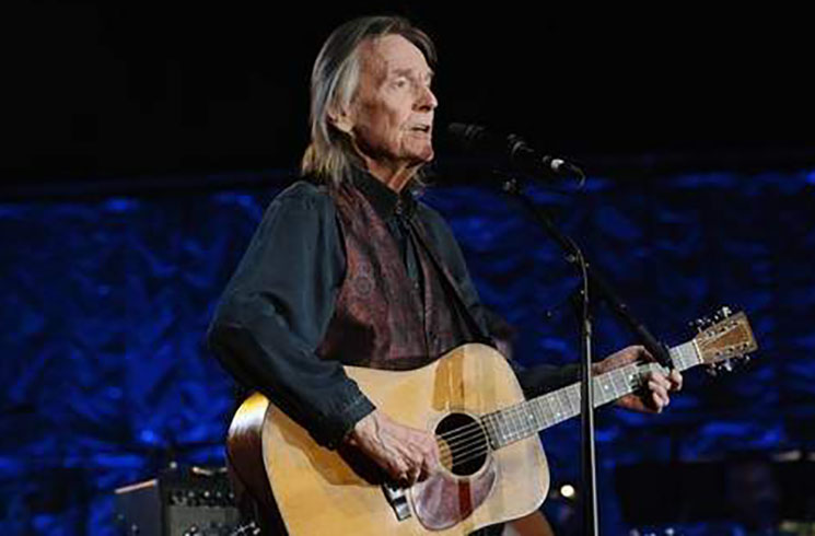 ​Gordon Lightfoot on Meeting Miles, Canadian Canoe Trips and That One Time with Ozzy The Exclaim! Questionnaire