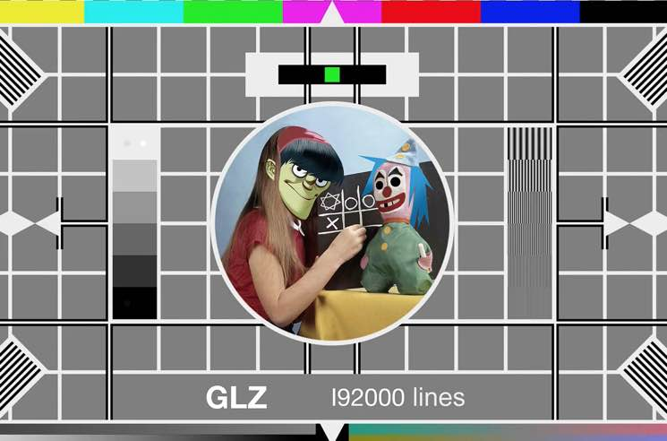 Tune into a Live Interview with Gorillaz' 2D and Murdoc Right Now