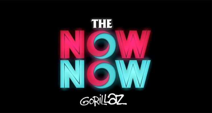 Gorillaz Confirm New Album 'The Now Now'
