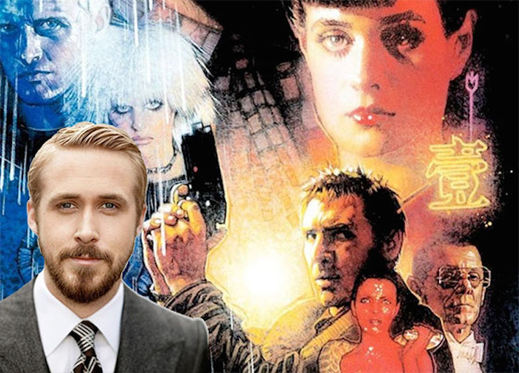 Ryan Gosling Confirmed for Denis Villeneuve's 'Blade Runner' Sequel