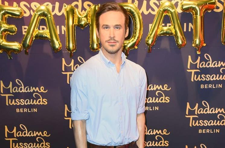 Ryan Gosling's Wax Figure Is Here to Haunt Your Nightmares