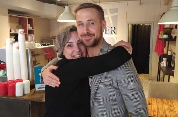 ​Ryan Gosling Graces Toronto's Grinder Coffee with His Presence