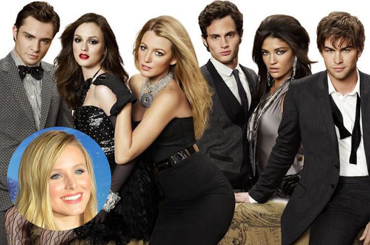 Kristen Bell Will Be Back to Narrate the 'Gossip Girl' Reboot