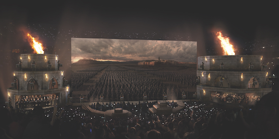 'Game of Thrones' Brings Immersive Audio-Visual Concert Across North America