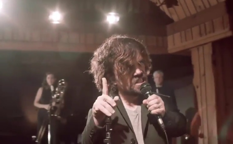 Coldplay and Peter Dinklage Team Up for 'Game of Thrones' Musical